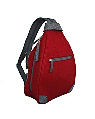 Urban Country Felt Small Backpack