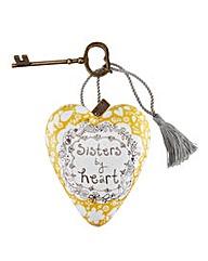 Art Hearts Sisters by Heart Art Heart