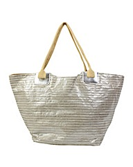 New Rebels Large Paper Straw Shopper