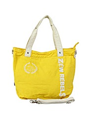 New Rebels Timmendorf Canvas Shopper