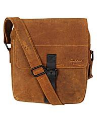 Justified Genuine Leather Handbag
