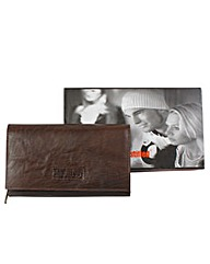Justified Genuine Leather Purse