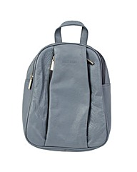 Justified Genuine Leather Backpack