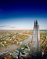 View from The Shard and Cocktail Class