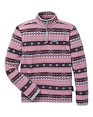 Jack Wolfskin Girls Ice Crystal Pullover