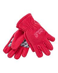 Jack Wolfskin Girls Kid Fleece Gloves