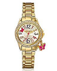 Accessorize Ladies Butterfly Watch