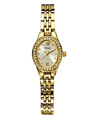 Sekonda Ladies Gold-tone Bracelet Watch