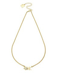 Kardashian Kollection Evil Eye Necklace