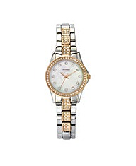 Sekonda Two-tone Ladies Watch