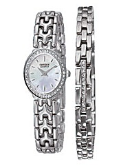 Citizen Ladies Mother of Pearl Watch