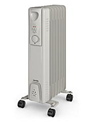 Warmlite 1500W Tall Oil-Filled Radiator
