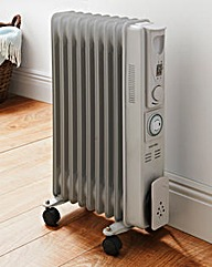 Warmlite 2000W Tall Oil-Filled Radiator