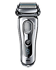Braun Series Shaver with Clean and Renew