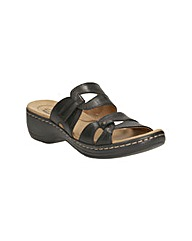 Clarks Womens Hayla Canyon Standard Fit