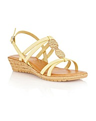 Lotus Leona Casual Sandals