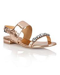 Ravel Palmdale ladies sling-back sandals