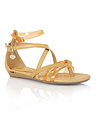 Posh J Zanzi Casual Sandals
