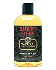 Burts Bees Mens Body Wash