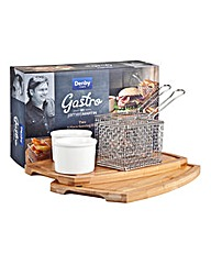 Denby James Martin Gastro Fish and Chips