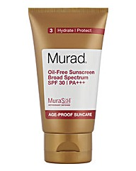 Murad Sun Care Oil free Sunblock SPF30