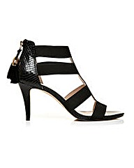Moda in Pelle Morgana Sandals