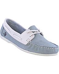 Brakeburn Blue Deck Shoe