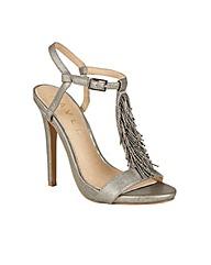 Ravel Cleveland ladies heeled sandals