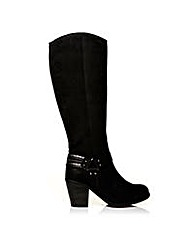 Moda in Pelle Gallino Long Boots