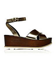 Moda in Pelle Pio Sandals
