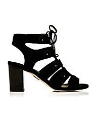 Moda in Pelle Marcio Sandals