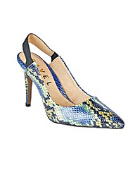 Ravel Trenton ladies kitten heeled pumps