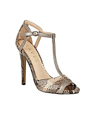 Ravel Mobile ladies stiletto sandals
