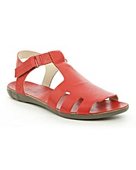 Fly Fely622fly Red Sandal