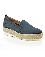 Daniel Shirlington Suede Espadrille