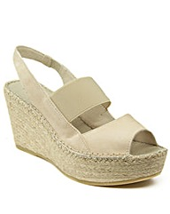Daniel San Francisco Wedge Espadrille