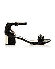 Moda in Pelle Luana Sandals