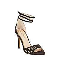 Ravel Monterey ladies stiletto sandals