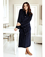 Fluffy Fleece Gown 48inch