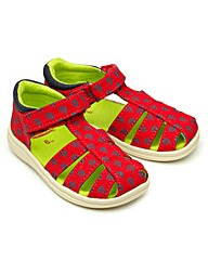 Chipmunks Rick Sandal