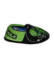 Avengers Hulk 3D Green Slipper