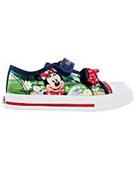 Minnie Mouse Daisy Canvas