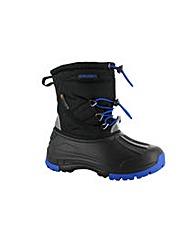 Hi-Tec Alaska Kids Winter Boot (J10-1)