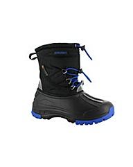 Hi-Tec Alaska Kids Winter Boot (J2-6)