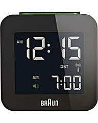 Braun Radio Controlled Digital Clock