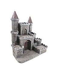 Tiered Castle Display Stand