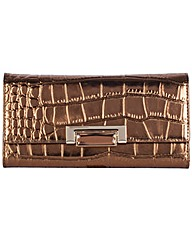 Smith & Canova Flapover Purse & Clasp