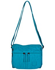 Artsac Twin Sectioned Front Pocketed Bag