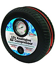 12v Tyre Shape 250psi Air Compressor