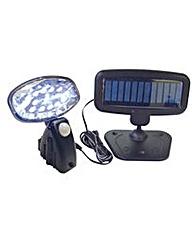 Streetwize  15 LED Solar PIR Light